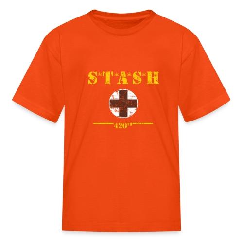STASH-Final - Kids' T-Shirt