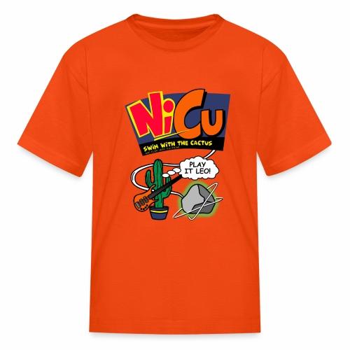 NiCU - Kids' T-Shirt