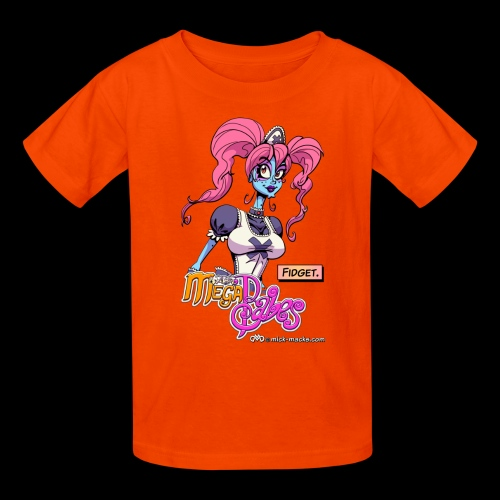 Fidget - Kids' T-Shirt