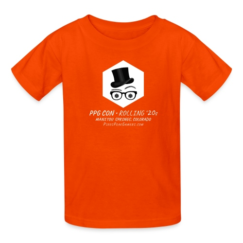 Pikes Peak Gamers Convention 2020 - Kids' T-Shirt