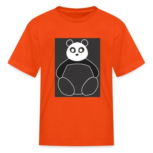 Fat Panda - Kids' T-Shirt