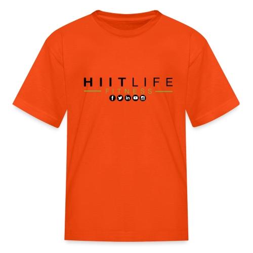 HLFLogosocial - Kids' T-Shirt
