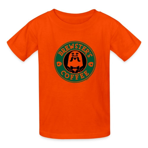 Brewster's Coffee - Kids' T-Shirt