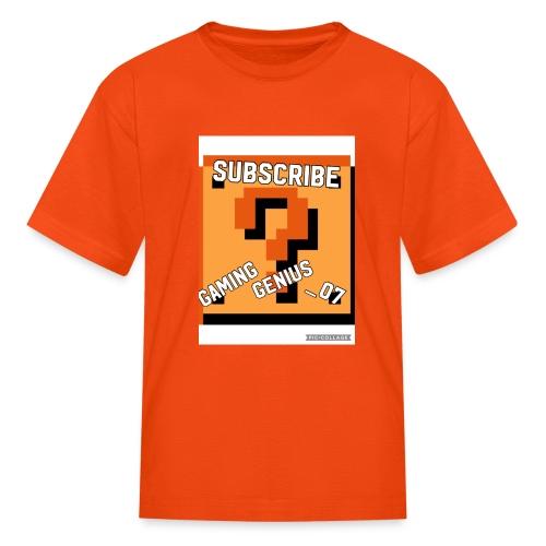 3D6EA904 FEFF 44FB A3E8 8EEFFBFDB252 - Kids' T-Shirt