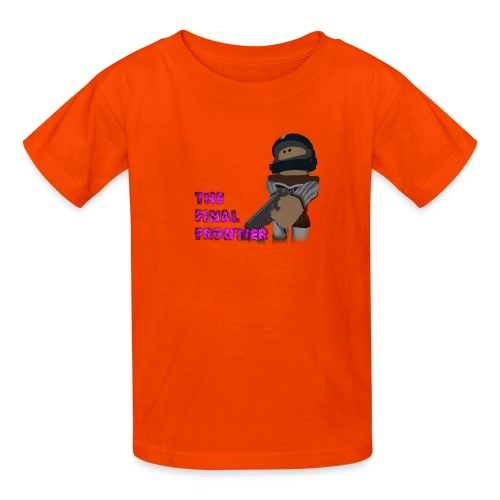 The Final Frontier - Kids' T-Shirt
