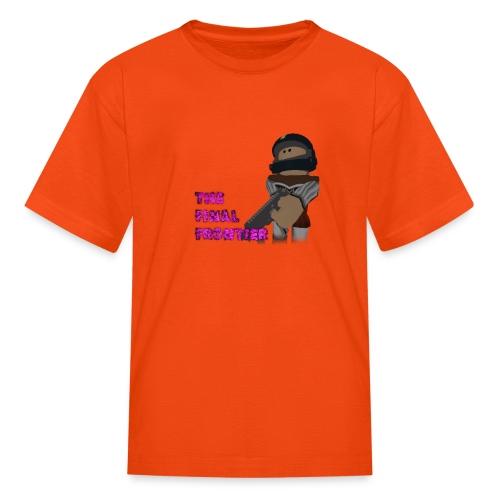 The Final Frontier - Kids' T-Shirt