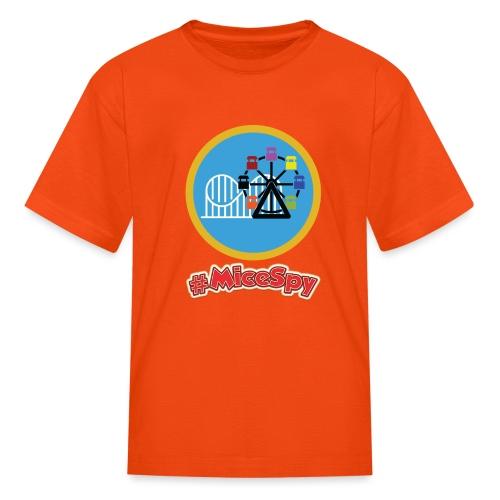 Paradise Pier Explorer Badge - Kids' T-Shirt