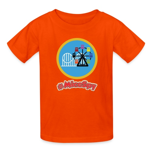 Paradise Pier Explorer Badge - Kids' T-Shirt