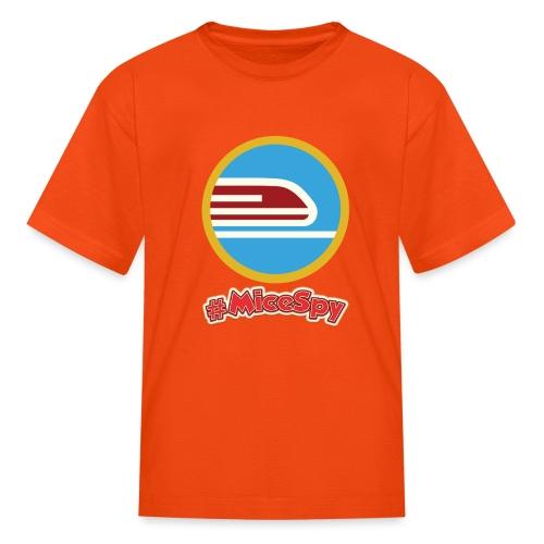 Monorail Explorer Badge - Kids' T-Shirt