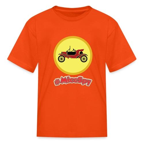 Mr. Toad Motorcar Explorer Badge - Kids' T-Shirt