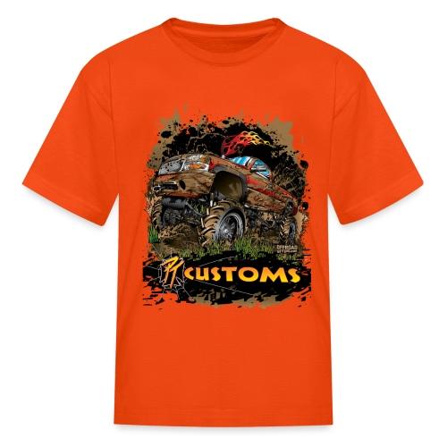 Mud Truck PT Customs - Kids' T-Shirt