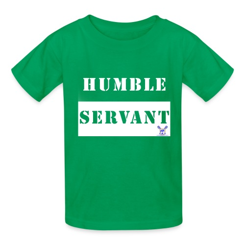 Humble Servant - Kids' T-Shirt
