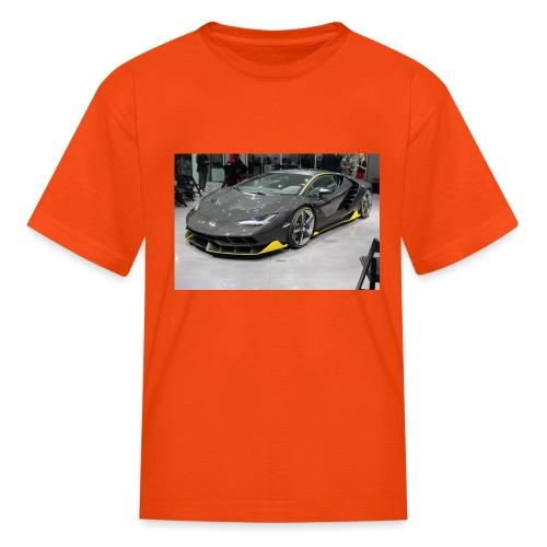 Lamborghini Centenario front three quarter e146585 - Kids' T-Shirt