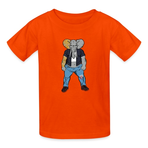 Dumbo Fell in the Wrong Crowd - Kids' T-Shirt