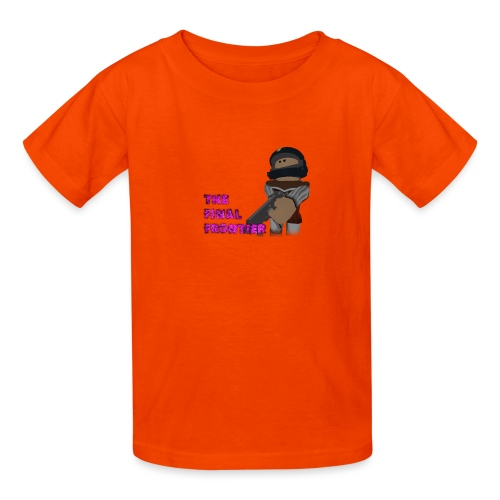 The Final Frontier Sports Items - Kids' T-Shirt