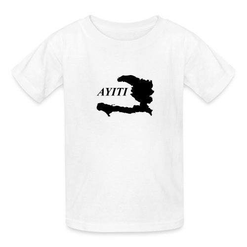 Hispaniola - Kids' T-Shirt