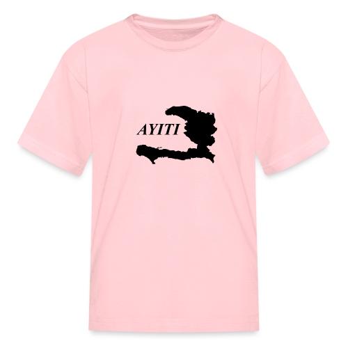 Hispaniola - Kids' T-Shirt