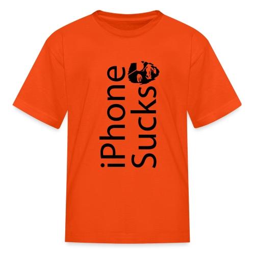 iPhone Sucks - Kids' T-Shirt