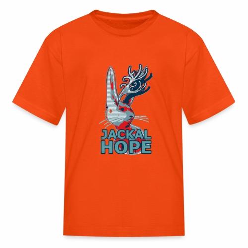 Jackalhope - Kids' T-Shirt