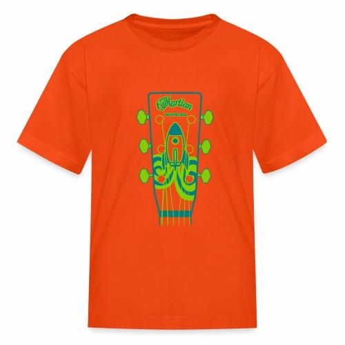 Martian Monster - Kids' T-Shirt