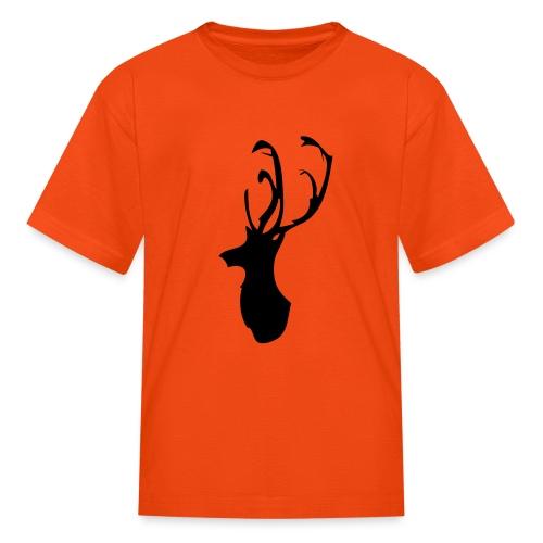 Mesanbrau Stag logo - Kids' T-Shirt