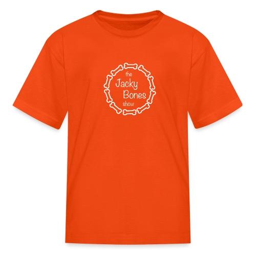 Jacky Bones w - Kids' T-Shirt
