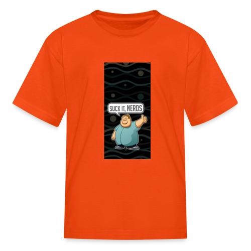 nerdiphone5 - Kids' T-Shirt