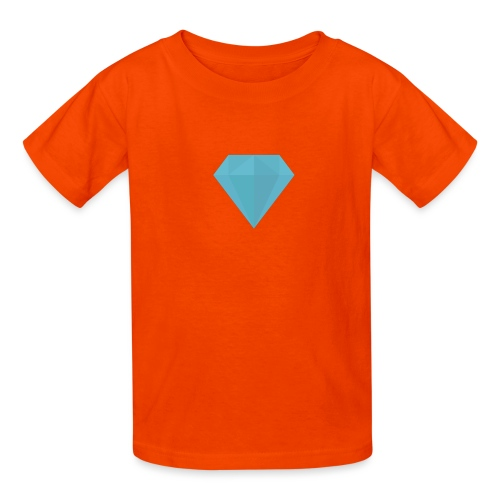 long sleeve Diamond shirt - Kids' T-Shirt