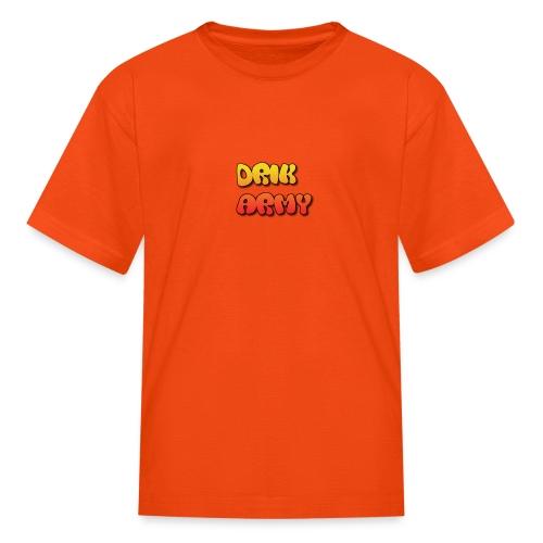 Drik Army T-Shirt - Kids' T-Shirt