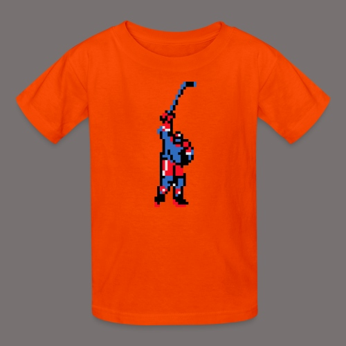 The Goal Scorer Blades of Steel - Kids' T-Shirt