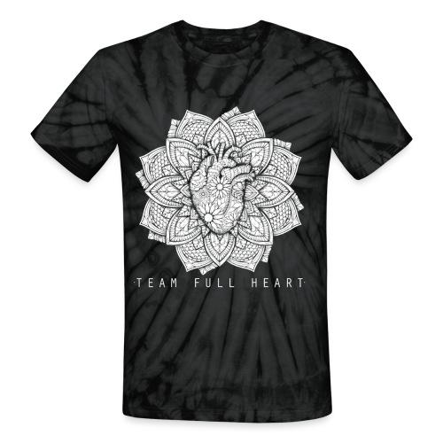 heartzip - Unisex Tie Dye T-Shirt