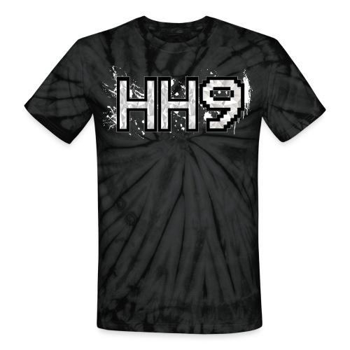 HH9 png - Unisex Tie Dye T-Shirt