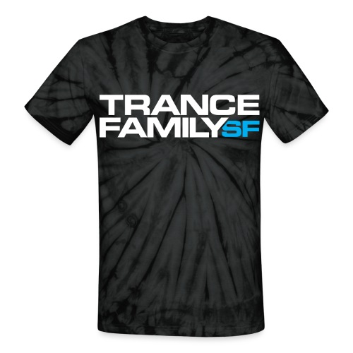 TFSF white png - Unisex Tie Dye T-Shirt