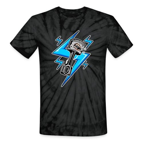 KILLER Sheker - Unisex Tie Dye T-Shirt