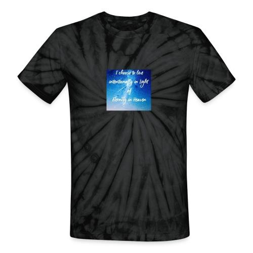 20161206_230919 - Unisex Tie Dye T-Shirt