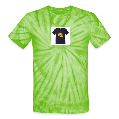evil taco merch - Unisex Tie Dye T-Shirt