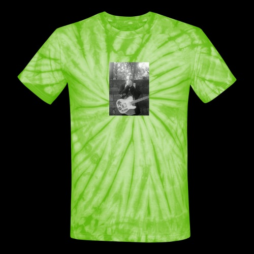 The Power of Prayer - Unisex Tie Dye T-Shirt