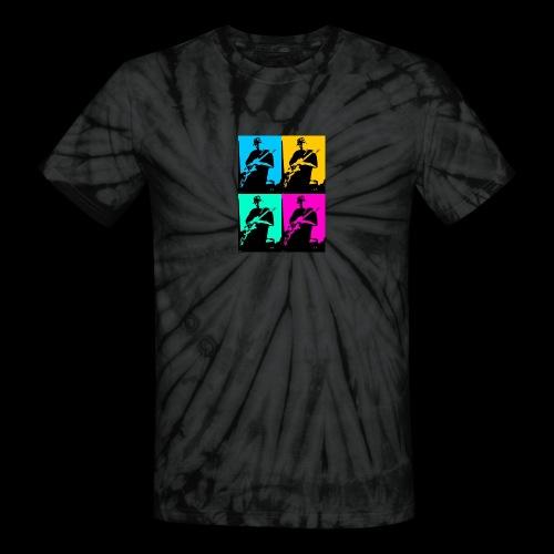 LGBT Support - Unisex Tie Dye T-Shirt