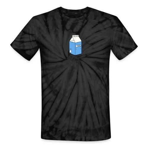 milky way - Unisex Tie Dye T-Shirt