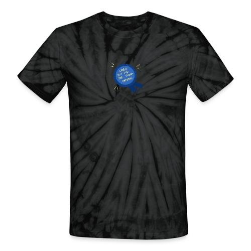 Regret - Unisex Tie Dye T-Shirt