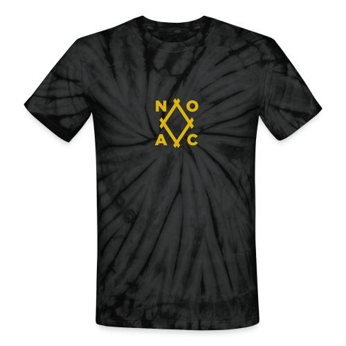 NOAC - Unisex Tie Dye T-Shirt