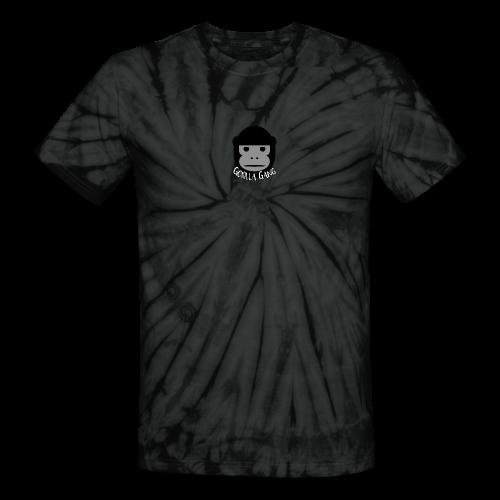 Gorilla Gang Original Insignia - Unisex Tie Dye T-Shirt