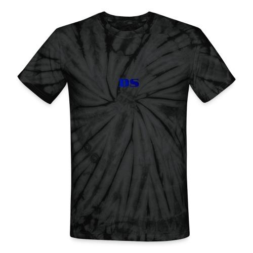 Da Shiznit Blue Money Logo - Unisex Tie Dye T-Shirt