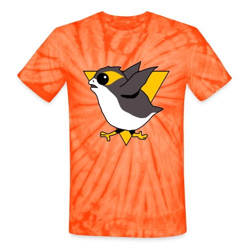 Pittsburgh Porguins - Unisex Tie Dye T-Shirt