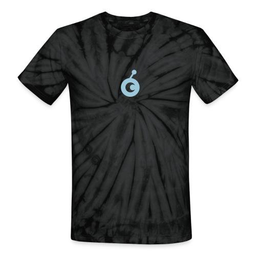 OST Logo chose print color - Unisex Tie Dye T-Shirt