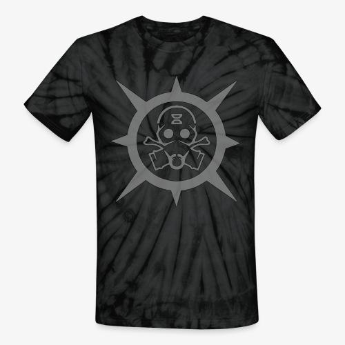 Gear Mask - Unisex Tie Dye T-Shirt