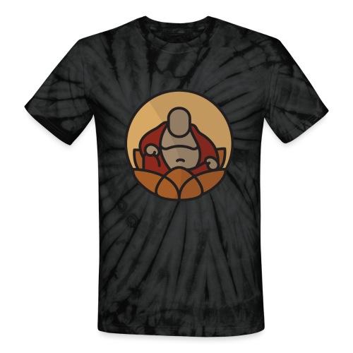AMERICAN BUDDHA CO. COLOR - Unisex Tie Dye T-Shirt