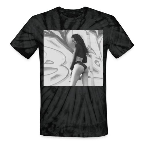 'Danaja' - Unisex Tie Dye T-Shirt