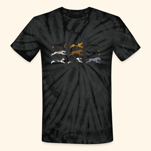 The Starting Nine - Unisex Tie Dye T-Shirt