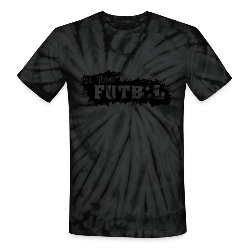 Futbol - Unisex Tie Dye T-Shirt